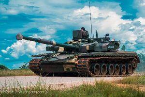 Thái Lan có trong tay bao nhiêu siêu tăng từ Ukraine