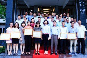 Petrolimex vinh danh Cửa hàng trưởng xuất sắc và nhân viên bán hàng xuất sắc