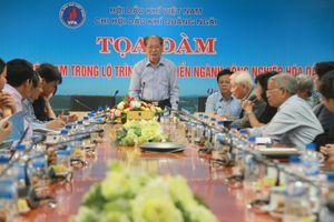 Đóng góp để phát triển ngành hóa dầu ở Việt Nam