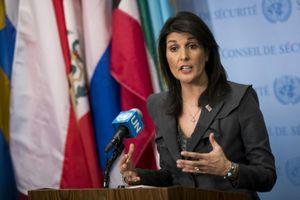 Nga, Mỹ đối đầu tại Liên hợp quốc về vũ khí hóa học ở Syria