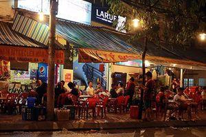 Có một Sài Gòn chẳng chịu ngủ về đêm