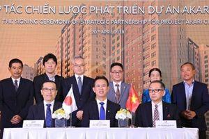 Nam Long bắt tay quỹ Nhật đầu tư khu đô thị Akari City 8,5ha tại quận Bình Tân
