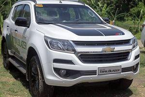 Đối thủ của Toyota Fortuner - Chevrolet Trailblazer về Việt Nam, chưa rõ giá bán