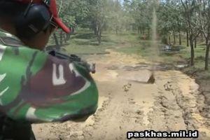 Kinh hãi màn luyện quân với đạn thật của Indonesia