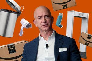 Công nhân tố Amazon: Nơi làm việc như địa ngục, tiểu tiện tại chỗ