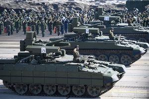 Nga giới thiệu loạt vũ khí mới trong diễu binh Ngày Chiến thắng