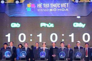 Đề án Hệ tri thức Việt số hóa: Phó Thủ tướng Vũ Đức Đam làm Trưởng Ban chỉ đạo