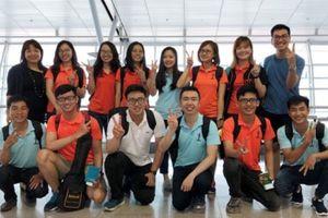 Sinh viên Việt Nam thử thách bản lĩnh tại cuộc thi 'Chiến lược kinh doanh ICAEW khu vực Đông Nam Á'