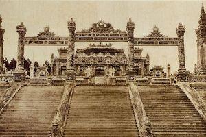 Loạt ảnh đẹp ít người biết về Huế, Đà Nẵng thời thuộc địa