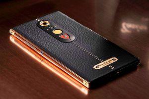 Tonino Lamborghini ra mắt điện thoại siêu sang Alpha•One