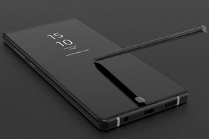 Galaxy Note 9 rò rỉ với bộ nhớ 'khủng' nhất