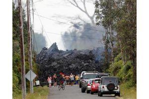 Kinh hoàng núi lửa tàn phá đảo Hawaii, Mỹ