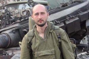 Ukraine dàn xếp vụ ám sát giả nhà báo Nga như thế nào?