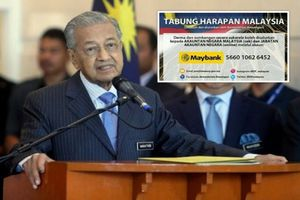 Malaysia lập 'Quỹ Hy vọng' kêu gọi người dân góp sức 'trang trải' nợ công