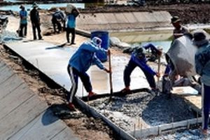 Hỗ trợ nông dân góp phần xây dựng nông thôn mới (Kỳ 1)