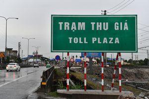 Tổng cục Đường bộ đề xuất dùng lại tên 'trạm thu phí'