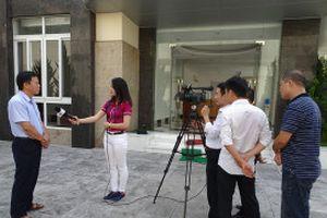 Chi hội Nhà báo Báo Tài nguyên và Môi trường đi thực tế tại Yên Bái