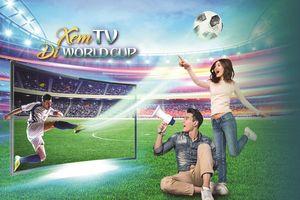 Truyền hình MyTV bùng nổ khuyến mại đón World Cup 2018