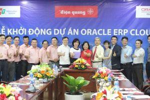 Điện Quang tiên phong quản trị bằng giải pháp Oracle ERP Cloud hiện đại nhất