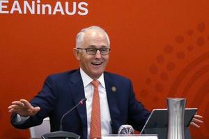 Australia: Tỷ lệ ủng hộ Thủ tướng Turnbull cao nhất hai năm qua