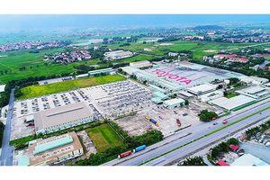Toyota Việt Nam nộp ngân sách nhà nước 1 tỷ USD năm 2017
