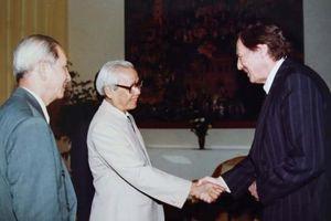 Nguyên Phó Thủ tướng Vũ Khoan: Chiến dịch 'hoa sen nở' của Thủ tướng Võ Văn Kiệt