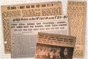 Lần đầu tổ chức Ngày Báo chí Việt Nam 21/6