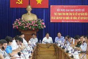Phát triển đảng viên là người có đạo và đảng viên có đạo tham gia sinh hoạt tôn giáo ở Đảng bộ TP. Hồ Chí Minh