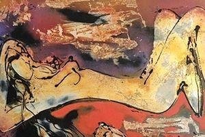 Chuyện về một họa sĩ vẽ tranh nude: Đôi bàn tay lạc nẻo thiên đàng…