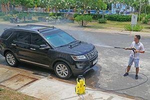 Các bước rửa ô tô tại nhà đúng cách, tránh ảnh hưởng lớp sơn xe