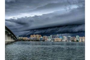 Hình ảnh kinh hoàng của những cơn bão trên khắp thế giới