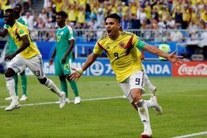 Colombia ghi bàn cứu Nhật Bản, loại Senegal khỏi World Cup