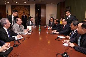 Hợp tác với Brazil để mở cửa thị trường Nam Mỹ