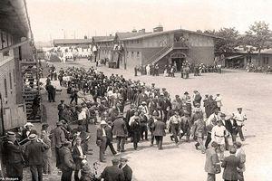 Tiết lộ sốc cuộc sống của tù nhân trong Thế chiến 1
