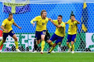 Thụy Điển thắng nghẹt thở trước Thụy Sĩ, dành vé tứ kết World Cup