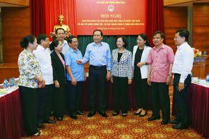 Tiếp tục phát huy vai trò của Hội đồng tư vấn trong giám sát và phản biện xã hội