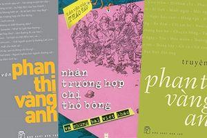 Phan Thị Vàng Anh: Làm gì, khi không còn trẻ nữa?