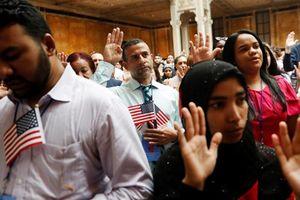 Gian nan con đường trở thành công dân Mỹ