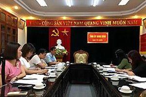 Kinh nghiệm kết nạp đảng viên là người theo đạo Thiên chúa ở Ninh Bình