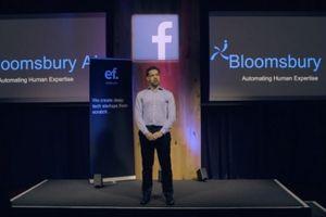Startup dùng AI phân tích ngôn ngữ tự nhiên Bloomsbury bán mình cho Facebook