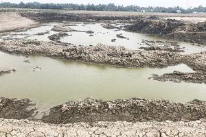 Phạt công ty khai thác đất trái phép 90 triệu