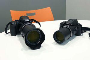 Nikon trình làng máy ảnh Coolpix P1000 ống kính zoom 'siêu khủng'
