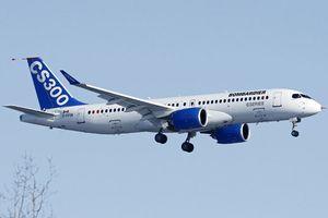 Dòng máy bay Bombardier C Series đổi tên thành Airbus A220