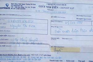 Rắc rối từ một vụ bị lừa chuyển tiền