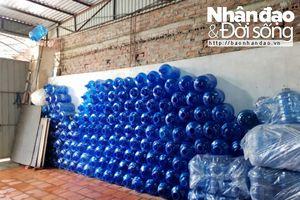 Phản ánh của Báo Nhân đạo và Đời sống về cơ sở nước uống đóng bình Trường Lộc là chính xác và kịp thời