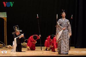 Tuần lễ văn hóa Việt Nam gây ấn tượng mạnh với bạn bè Nhật Bản