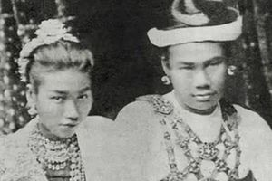 Bí mật quốc bảo hồng ngọc của Hoàng đế cuối cùng xứ Miến Điện