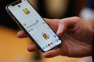 Doanh số smartphone cảm biến 3D tăng vọt