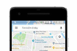 Google Maps ra mắt tùy chọn dành riêng cho xe máy tại việt nam