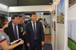 Triển lãm 'Năng lượng sinh khối, hướng tới tương lai Xanh' đang diễn ra tai TP. Hồ Chí Minh